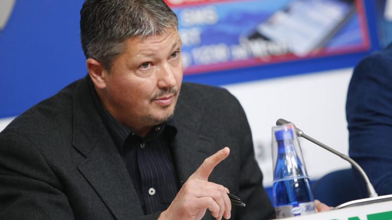 Пенев: Стоичков има място в екипа ми, Софиянски и Лафчис не са в щаба ни