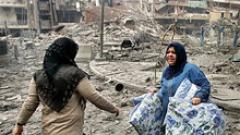 Сирийската армия руши град Дараа