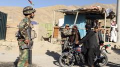 Талибани завзеха военна база в афганистанската провинция Бадгис