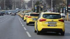 """Таксиджиите настояват институциите да действат бързо спрямо """"Максим"""""""