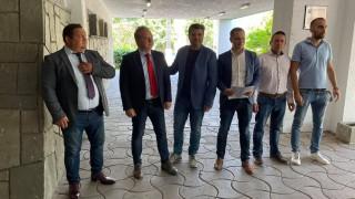 Александър Сиди и Борис Ячев водят в Пловдив