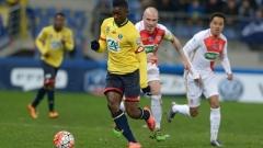 Втородивизионен отбор изхвърли Монако от турнира за Купата (ВИДЕО)