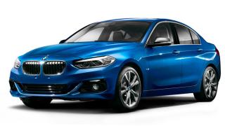 BMW представи най-малкия си седан 1-Series