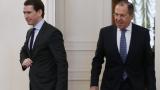 Държави от ЕС открито се намесваха в предизборната кампания на САЩ, обяви Лавров
