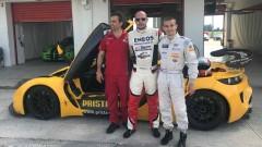 Иван Влъчков ще участва в 4-ия кръг от сериите GT4 на пистата Словакия Ринг в тандем с Константин Маршавелов
