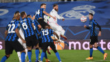 Интер - Реал (Мадрид) 0:1, изгониха Артуро Видал