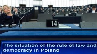 ЕК обмисля санкции срещу съдебната реформа в Полша