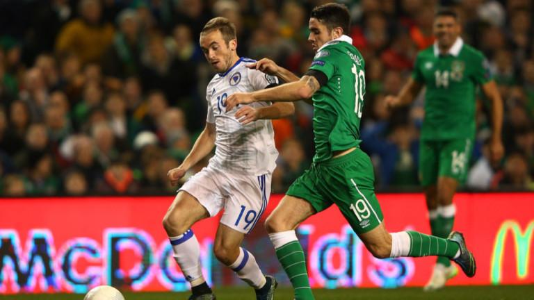 Един Джеко се саморазправи със Северна Ирландия, Босна продължава да е лидер в групата