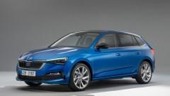 Skoda показа своя конкурент на Volkswagen Golf