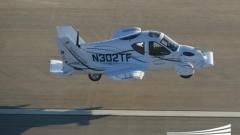 Тестват летящия автомобил (галерия)