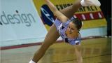 Българка под номер 8 на Световното по аеробика