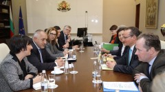 Борисов настоя за Шенген пред германски депутати