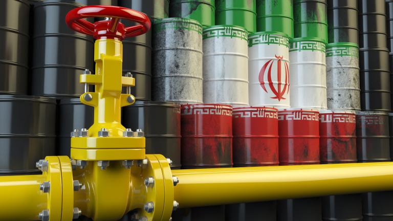 Иранският министър на нефта Бижан Занган се разпореди за увеличаване