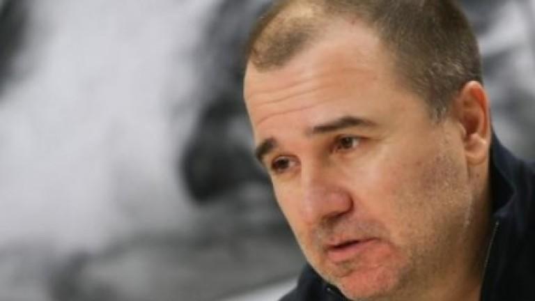 """Найденов очаква от Камбуров и Гущеров """"към 40 гола"""""""
