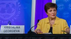 Кристалина Георгиева е оптимист за дълга на Аржентина