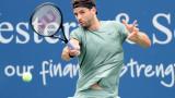 Григор Димитров започна с успех турнира в Сан Диего