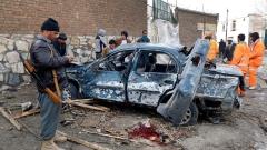 Самоубийствен атентат до международното летище в Кабул
