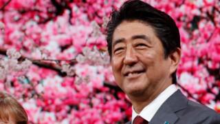 Шиндзо Абе печели изборите в Япония