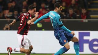 Официално: Арсенал без Мхитарян във финала на Лига Европа в Баку