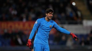Рома поиска 50 млн. евро за Алисон