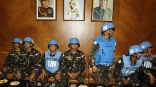 Сирийските бунтовници освободиха задържаните  миротворци на ООН