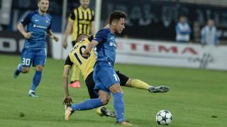 Антони Белмонт отказал да играе за Левски заради болки в кръста
