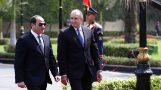 България и Египет борят заедно тероризма, радикализма и нелегалната миграция