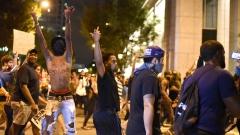 Поредна вечер на протести в Шарлът