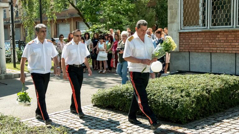 Пожарникарите в България отбелязаха деня на своя закрилник - Старозаветния