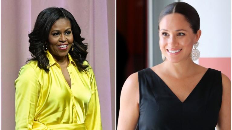 Защо Мишел Обама е фен на Меган