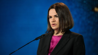 Русия махна Тихановская от списъка с издирвани