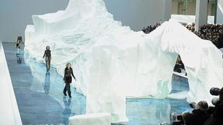 Chanel представи Autumn/ Winter 2010/ 2011 с грандиозно шоу