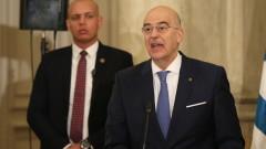 Гърция увери, че не сформира антитурски фронт