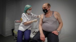 Русия с голям ръст на починалите от COVID-19