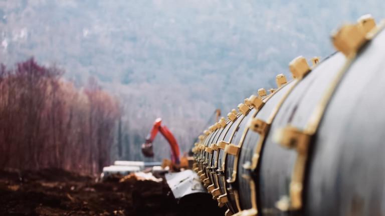 """""""Газпром"""" решен """"Северен поток 2"""" да е готов в срок"""