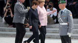 Земетръсни избори в Източна Германия заплашват да разрушат коалицията на Меркел