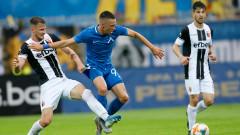 Левски със Станислав Иванов в дербито срещу Славия
