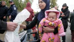 МВР хвана 78 бежанци в столичен хостел