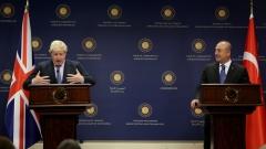 Лондон поиска споразумение за свободна търговия с Турция