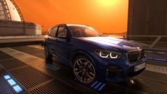 BMW показа как ще се чувства новият X3 на Марс (ВИДЕО)