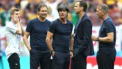 Германия ще гради нов национален отбор с досегашния селекционер