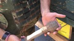 Военни обезвреждат невзривени боеприпаси в пловдивско село