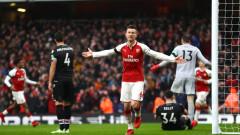 Лоран Кошчелни се завръща в игра за Арсенал