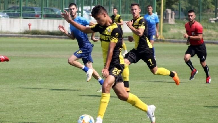 Ботев (Пловдив) победи с 3:1 Марица (Пловдив) в контролна среща.