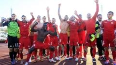 """Червените"" поляха победата в Студентски град"