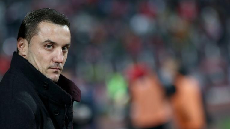 Станислав Генев е приет за курсист за получаване на УЕФА Про лиценз
