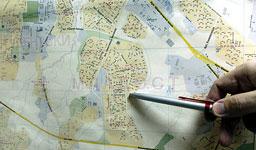Готови са новите кадастрални карти на всички областни градове