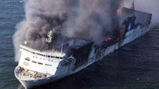 Германският ферибот продължава да гърми