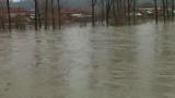 Четвърт метър повишение на нивото на река Тунджа