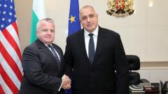 Борисов към Съливан: България изпълнява поетите ангажименти към НАТО